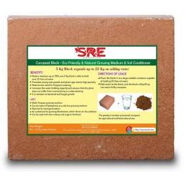 Coco-peat block(4-5KG)