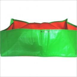 HDPE SQUARE GROW BAG 36'' x 12'' x 09''